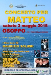 concerto per matteo 2015