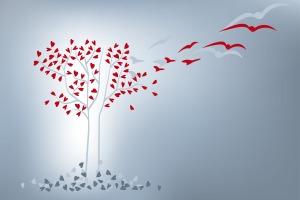 Love Evolution Tree.cdr